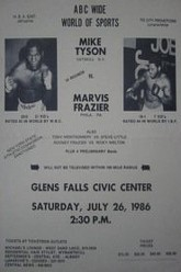 Mike Tyson vs Marvis Frazier Trailer