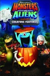Monsters vs Aliens: Creature Features Trailer