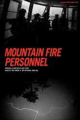 Mountain Fire Personnel Trailer