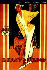 Mr. Hulot's Holiday Trailer