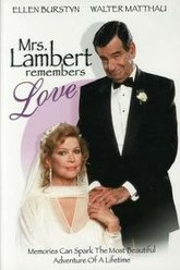 Mrs. Lambert Remembers Love Trailer
