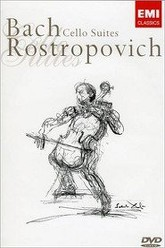 Mstislav Rostropovich - Bach Cello Suites Trailer