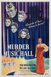 murder in the music hall 1946 official hd trailer