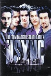 'N Sync: Live from Madison Square Garden Trailer