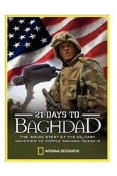 National Geographic: 21 Days To Baghdad Trailer