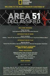 National Geographic: Area 51 Declassified Trailer