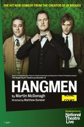 National Theatre Live: Hangmen Trailer