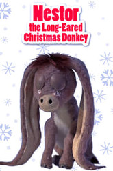 Nestor, the Long-Eared Christmas Donkey Trailer