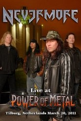Nevermore: [2011] Live at Power of Metal Trailer
