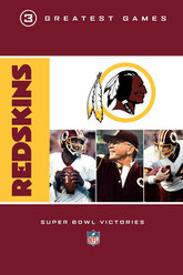 NFL: Washington Redskins - 3 Greatest Games Trailer