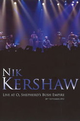 Nik Kershaw - Live at O2 Shephard's Bush Empire Trailer