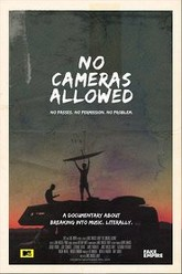 No Cameras Allowed Trailer