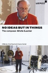 No Ideas But in Things Trailer