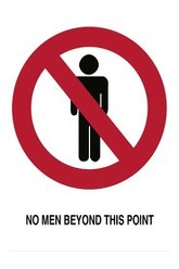 No Men Beyond This Point Trailer