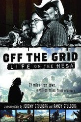 Off the Grid: Life on the Mesa Trailer