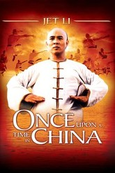 Once Upon a Time in China Trailer