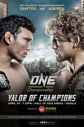 ONE Championship: Valor of Champions Trailer