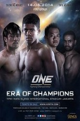 ONE Fighting Championship: Era of Champions Trailer