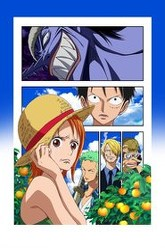 One Piece: Episode of Nami: Tears of a Navigator and the Bonds of Friends Trailer