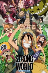 ONE PIECE FILM STRONG WORLD Trailer