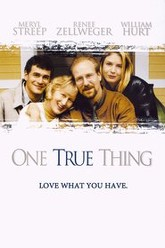 One True Thing Trailer