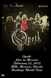Opeth: [2012] Moscow, Russia Trailer