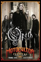 Opeth: [2015] Motocultor Festival Trailer