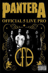 Pantera: The Official 5 Live Pro 1992-2000 Trailer