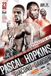 Pascal vs. Hopkins II Trailer