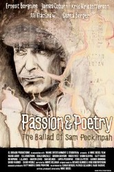 Passion & Poetry: The Ballad of Sam Peckinpah Trailer