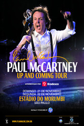 Paul McCartney: Up and Coming Brasil Trailer