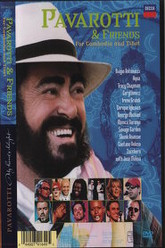 Pavarotti & Friends for Cambodia and Tibet (2000) Trailer