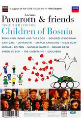 Pavarotti And Friends Together For Children Of Bosnia Trailer