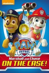 Paw Patrol: Marshall & Chase on the Case Trailer