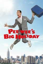 Pee-wee's Big Holiday Trailer
