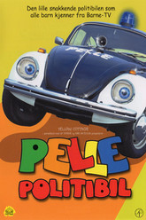 Pelle the Police Car Trailer