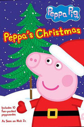 Peppa Pig Peppas Christmas Trailer
