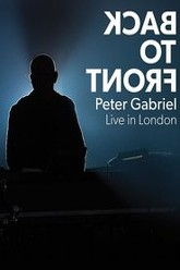 Peter Gabriel: Back To Front Trailer