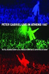 Peter Gabriel: Live In Athens Trailer