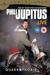 Phill Jupitus Live: Quadrophobia Trailer