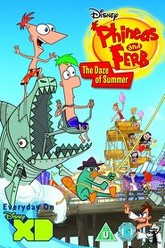 Phineas & Ferb: The Daze Of Summer Trailer
