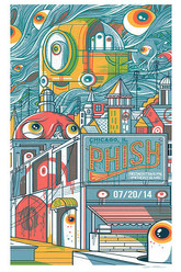 Phish - 2014/07/20 - Chicago, IL Trailer