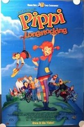 Pippi Longstocking Cartoon Trailer