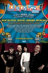 Pixies - Lollapalooza Argentina 2014 Trailer