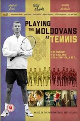 Playing the Moldovans at Tennis Trailer