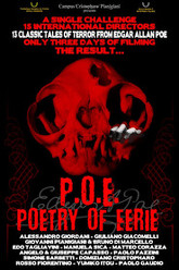 P.O.E. Poetry of Eerie Trailer
