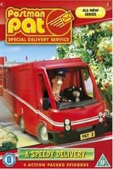 Postman Pat Special Delivery Service A Speedy Delivery Trailer