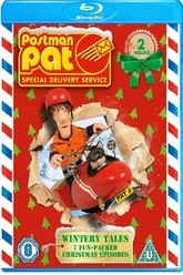 Postman Pat Special Delivery Service Wintery Tails Trailer