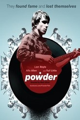 Powder Trailer