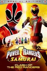 Power Rangers Samurai: Clash of the Red Rangers - The Movie Trailer